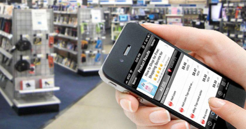 móvil en el retail
