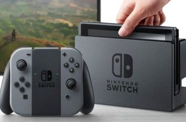 consolas Switch