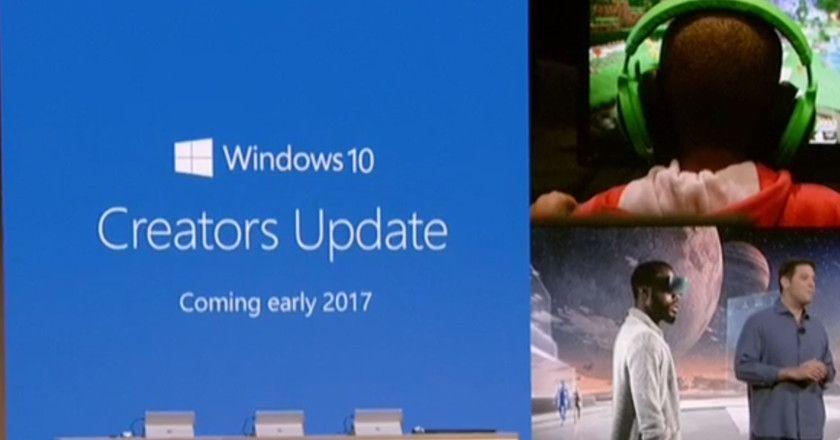 Surface Studio y Book y el Windows 10 Creators Update