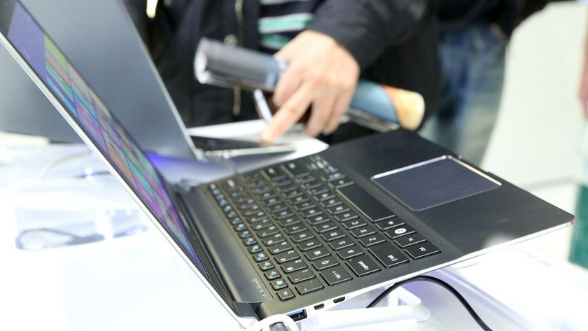 división PC de Samsung