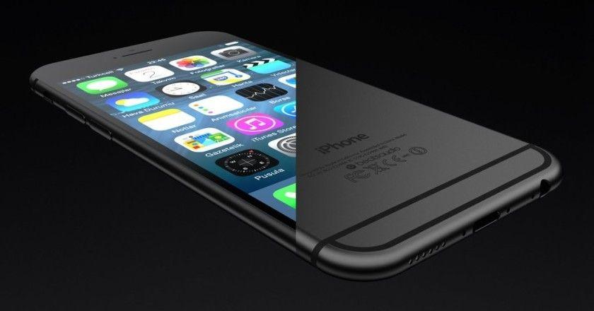 iPhone AMOLED
