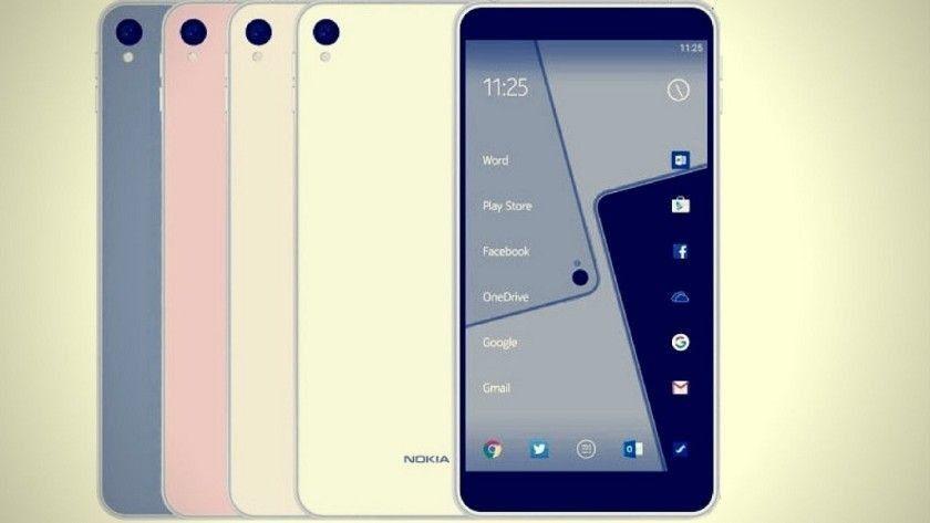 smarthones Nokia