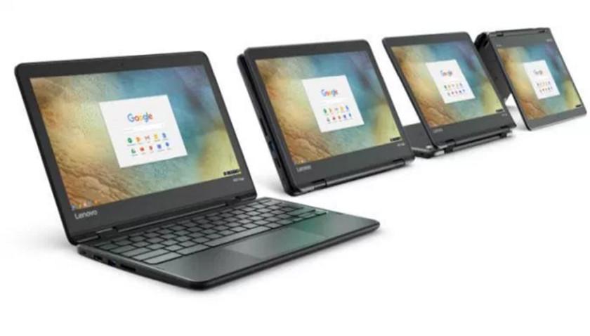 Nuevos Chromebooks