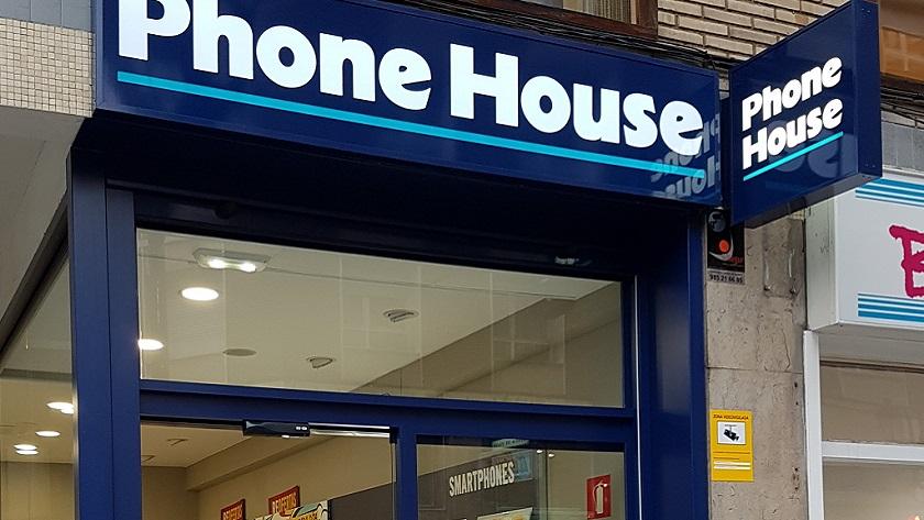 Nueva tienda Phone House