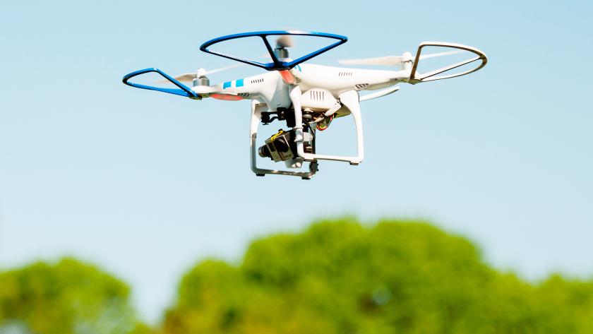 Tres millones de drones