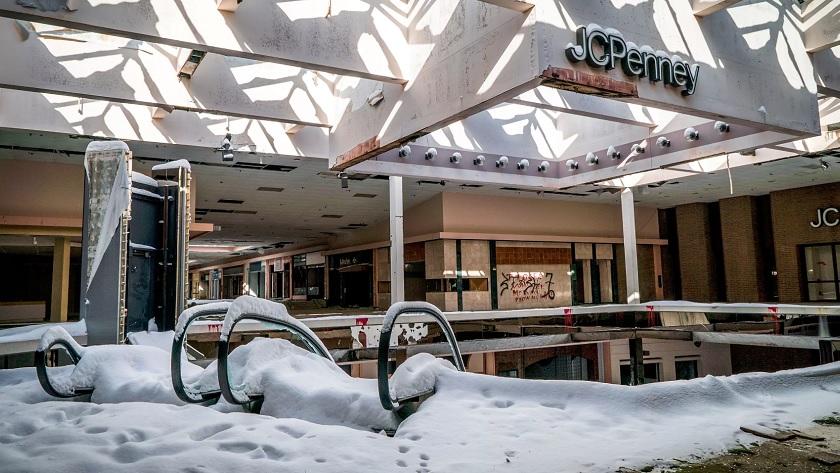 centros comerciales hundidos