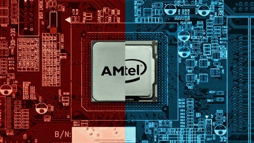 los procesadores Intel