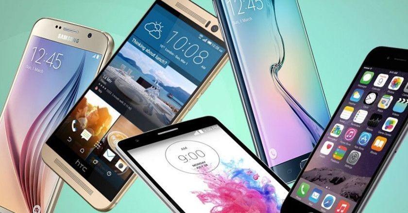 smartphones vendidos