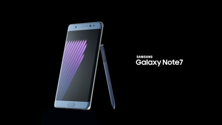 Galaxy Note 7 reacondicionado