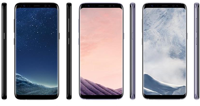 reservas del Galaxy S8