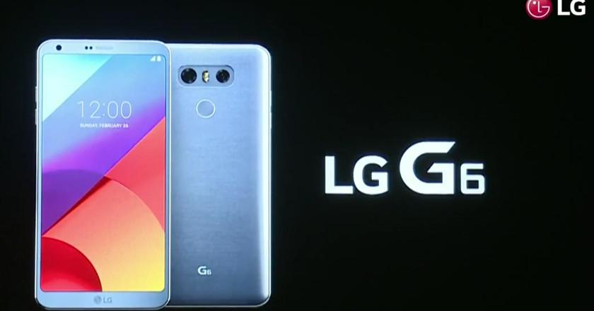 LG G6 llega a España
