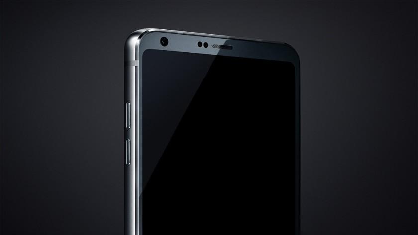 el LG G6