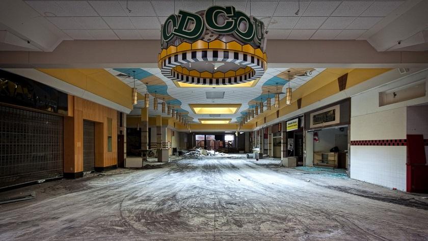 tiendas en centros comerciales