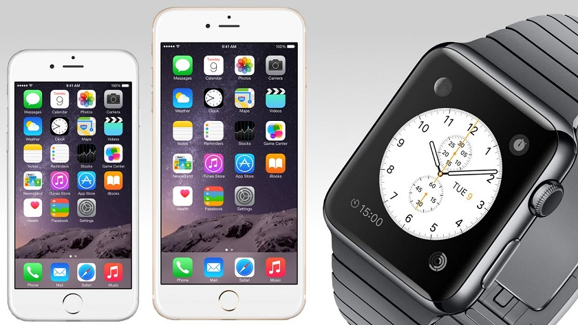 iPhone y Apple Watch