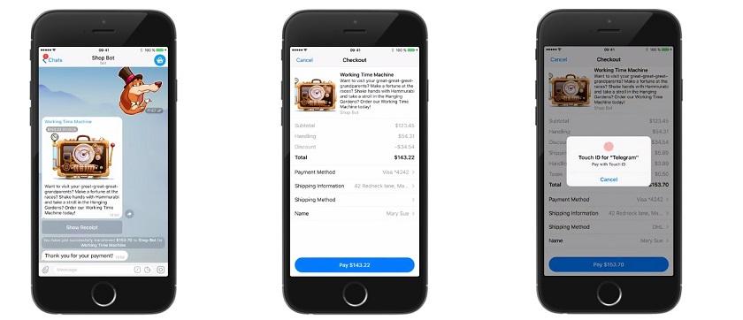 demo telegram