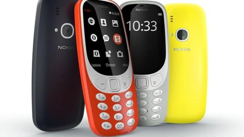 el Nokia 3310