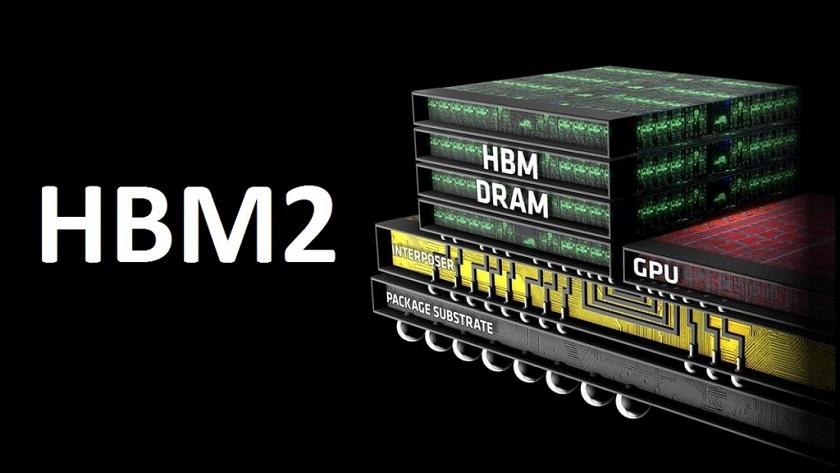 memoria HBM2