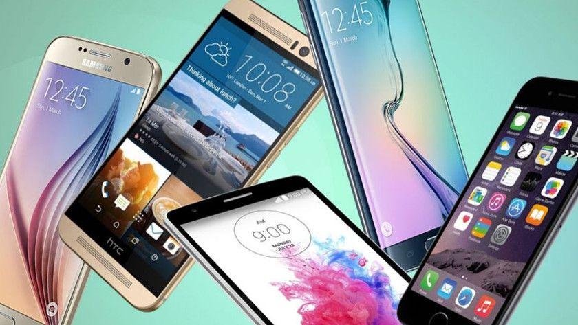suministro de smartphones