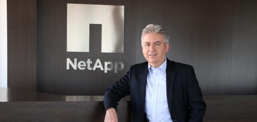 Francisco Torres-Brizuela, director de canal de NetApp Iberia