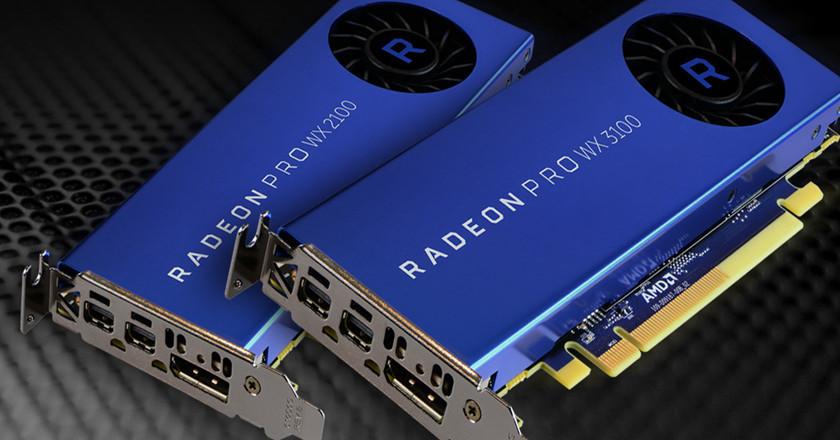 gráficas Radeon Pro