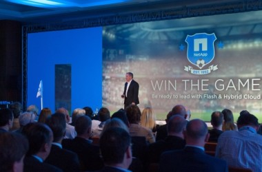 NetApp EMEA Partner Executive Forum 2016_Ashley Robinson