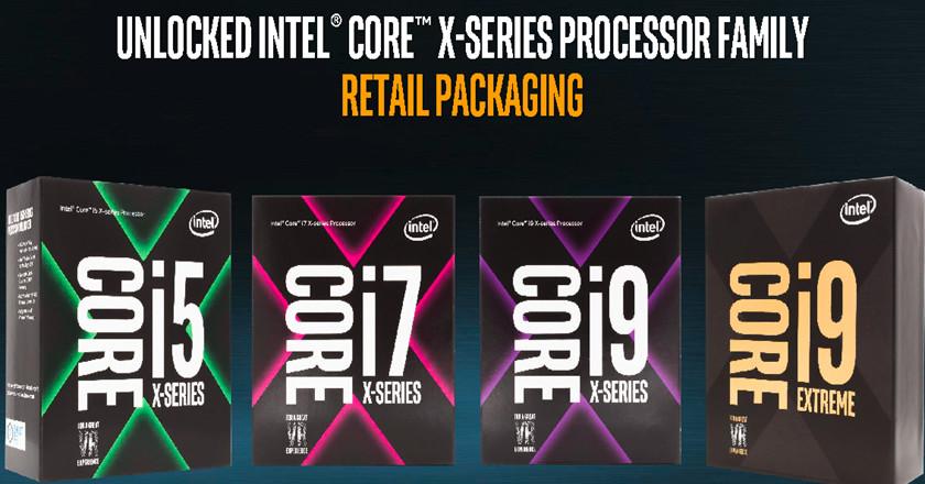 procesadores Core X
