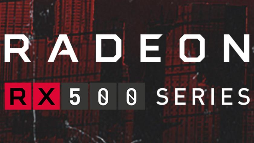 Radeon Pro 500