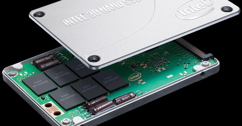 SSD DC P4501