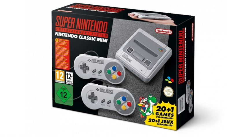 Super Nintendo Mini Classic