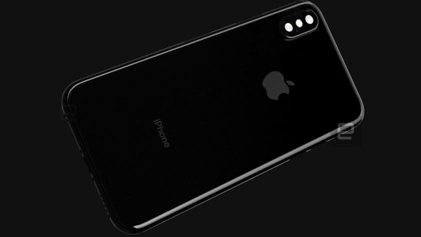 diseño del iPhone 8