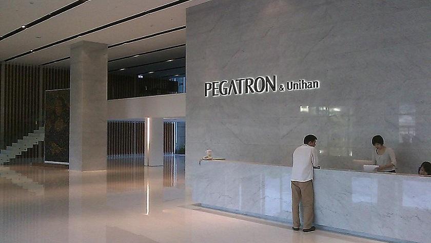ingresos de Pegatron
