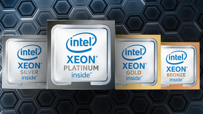 procesadores escalables Xeon