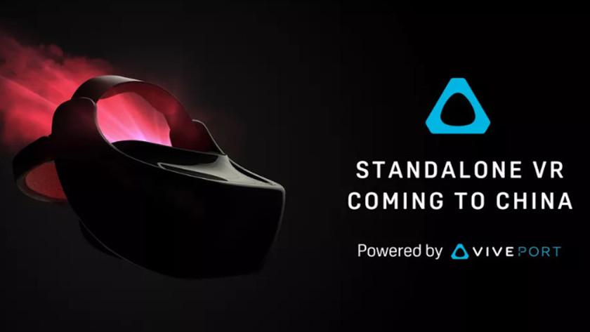 dispositivos VR independientes
