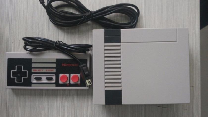 consola NES Mini Classic