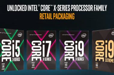 procesadores serie X