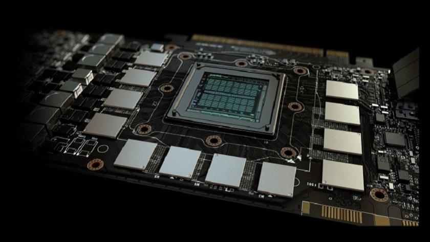 GTX serie 10 de NVIDIA