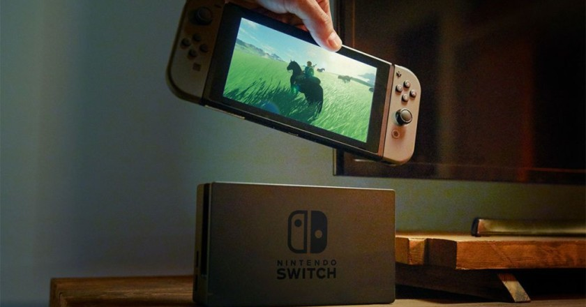 ventas de Nintendo Switch