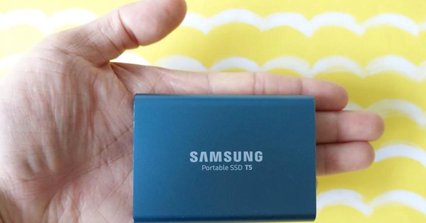Portable SSD T5