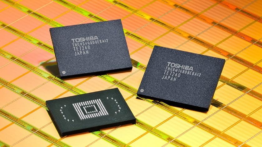 la memoria NAND Flash
