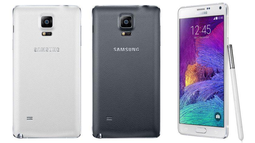 los Galaxy Note 4