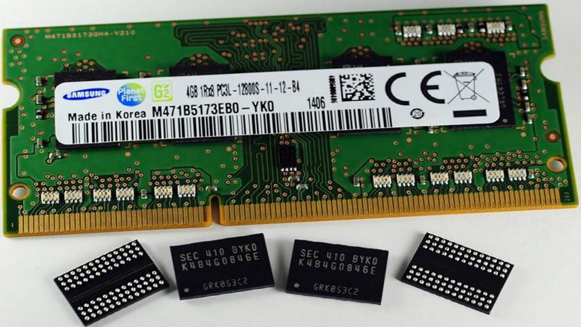 suministro de memoria DRAM