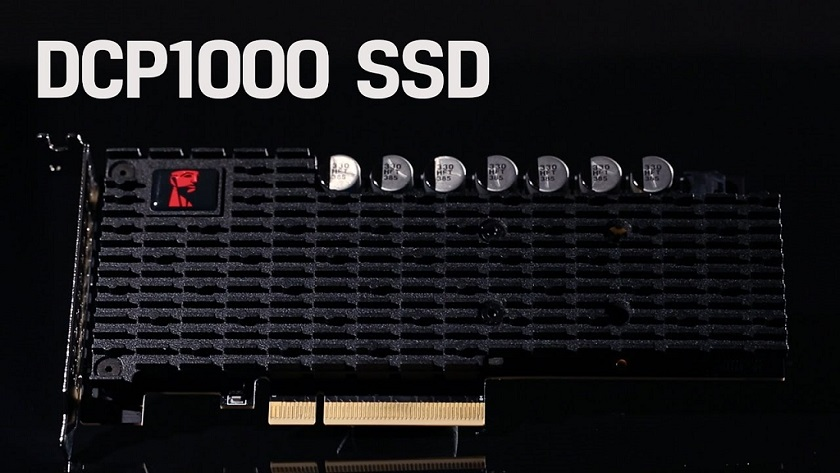 Kingston DCP1000