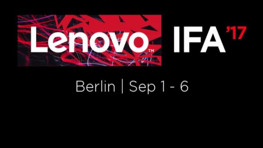 Lenovo en IFA 2017