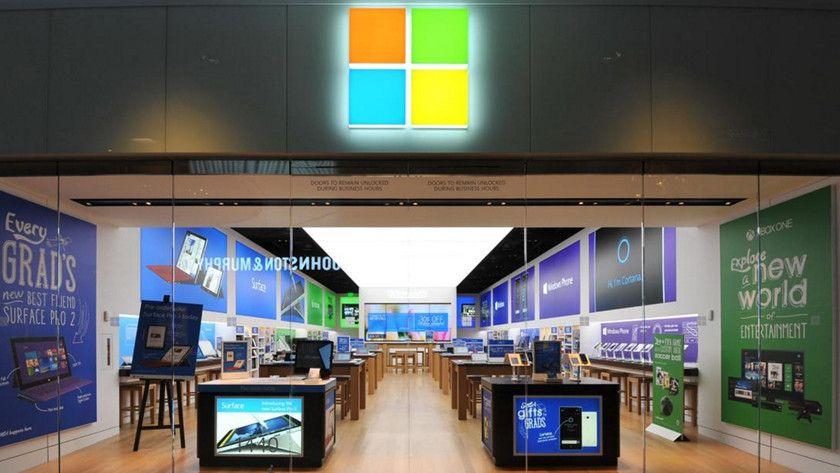 Microsoft cierra sus tiendas físicas y apuesta por el canal online