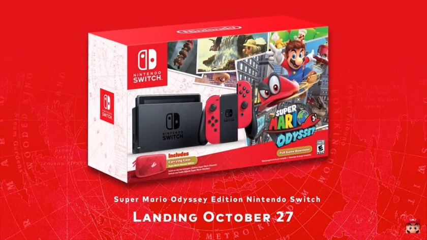 Nintendo Switch arrasa
