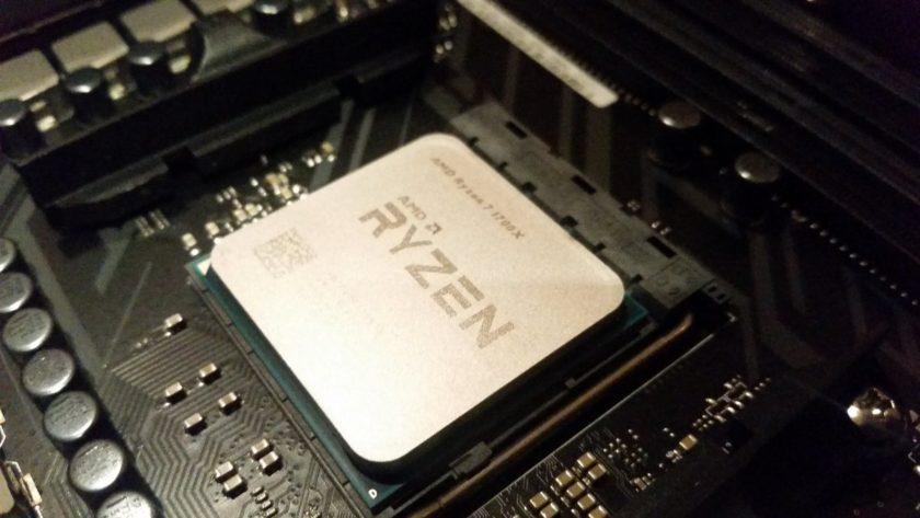 Ryzen en proceso de 12 nm