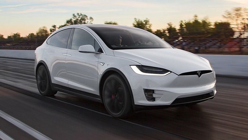 tiendas Tesla