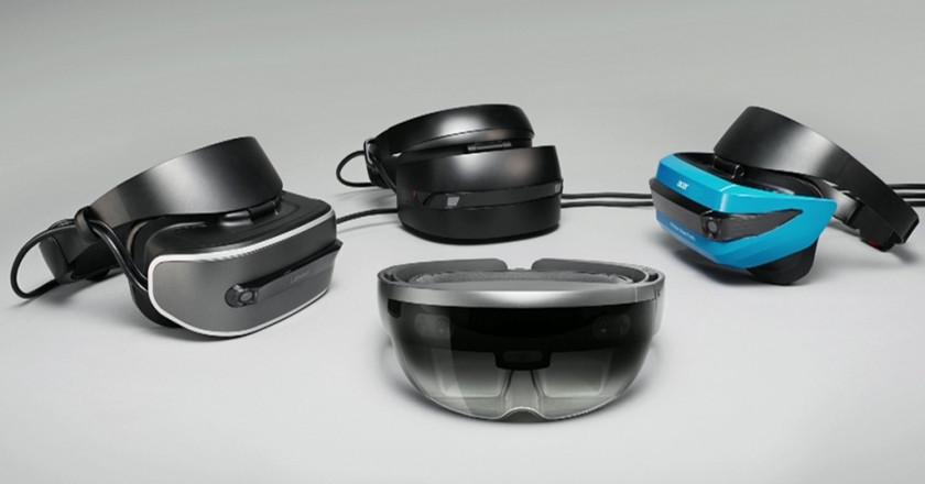 dispositivos VR/AR