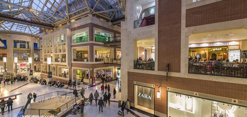Centro Comercial Zubiarte, Bilbao