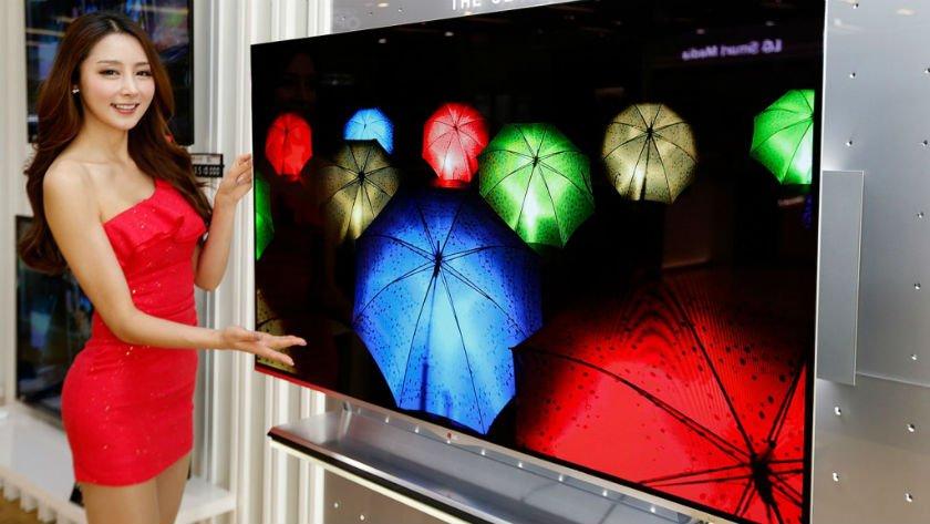 fabricantes de TVs